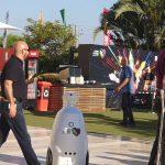 רובוט מארח - אירוע של החברה המרכזית
